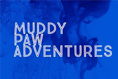 Logo for Muddy Paw Adventures