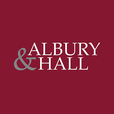 Albury & Hall Estate Agents logo