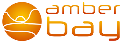 Logo for Amber Bay