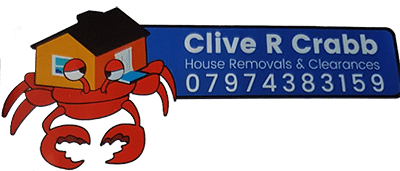 Clive R. Crabb - House Removal / Man & Van logo
