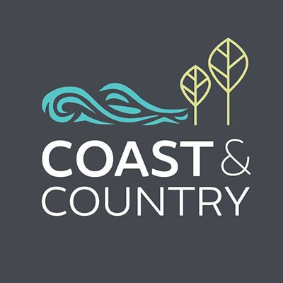 Logo for Coast & Country