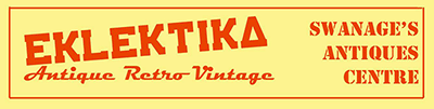 Logo for Eklektika - Antiques shop