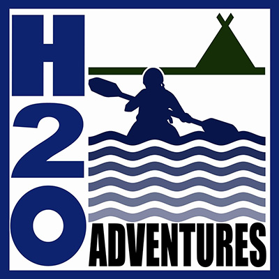 Logo for H2oadventures