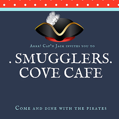Logo for Smugglers cove cafe