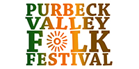 Logo for Purbeck Valley Folk Festival