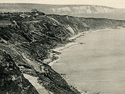 Click to view Durlston Bay and Cliff Walk