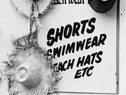 Shorts Swimware Beach Hats etc - Ref: VS270