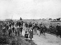 Click to view Procession in Acton 1904