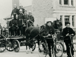 Click to view Swanage Fire Brigade in 1908