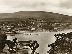 Click to view Swanage and the Purbeck Hills in the 1920s