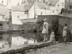 Click to view Children by the Millpond
