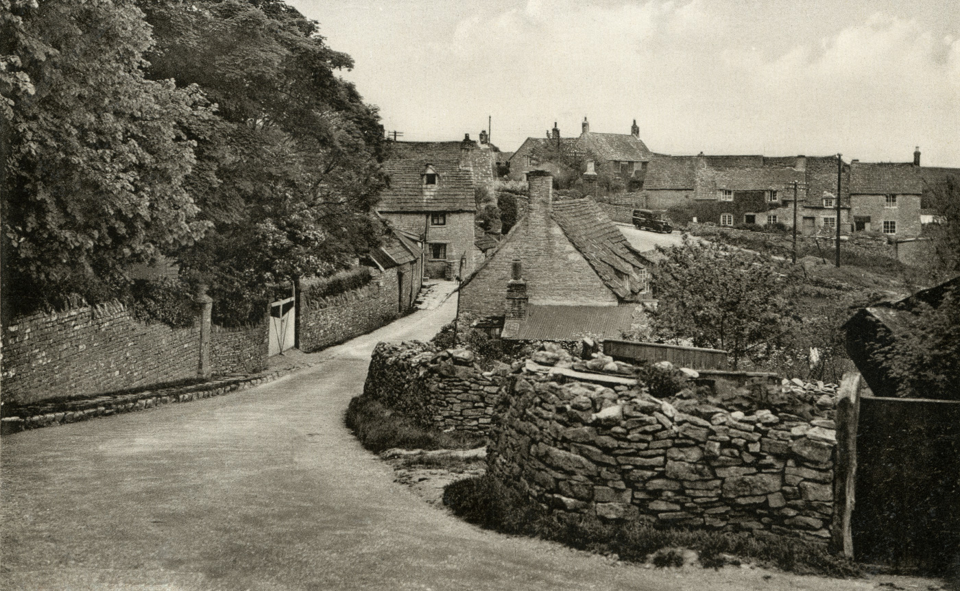 Worth Matravers in 1935
