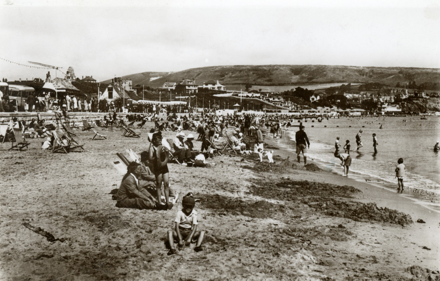 The Sands in 1939