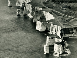 Click to view Old Harry Rocks and the Foreland 1940s