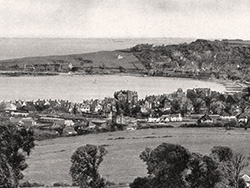 Click to view Across Swanage from Ballard Down