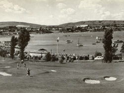 Click to view Golf Course by the Pier 1957