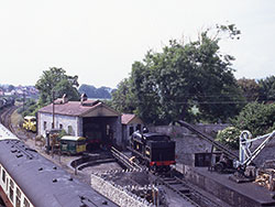 Railway Turntable 1992 - Ref: VS1749