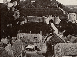 Corfe Castle and Village - Ref: VS1894