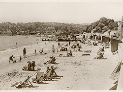 Click to view Swanage Beach 1930's