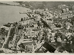 Click to view Swanage from air 1920s