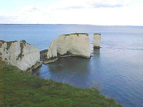 Old Harry and the Foreland