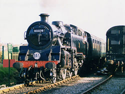 Swanage Railway - Ref: VS1054