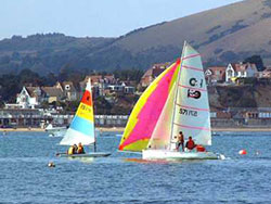 Sailing in Swanage Bay - Ref: VS234