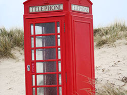 Click to view Beach Phone