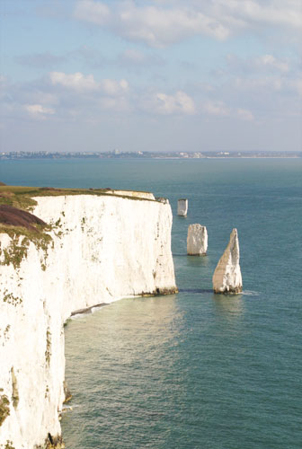 Old Harry and The Pinnacles