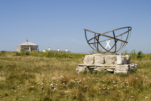 Radar Monument near Worth Matravers