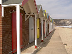 Painted beach huts - Ref: VS674