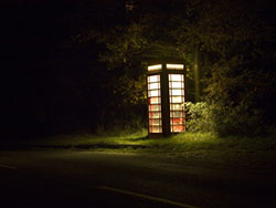 Telephone Box - Ref: VS1072