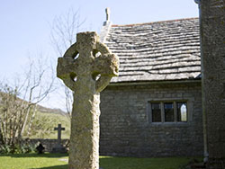Tyneham Church - Ref: VS943