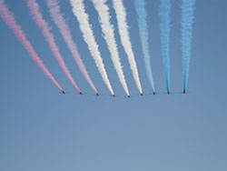 Click to view Red Arrows