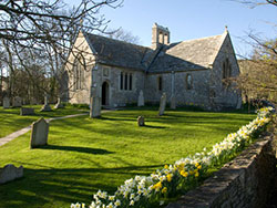 Tyneham Church - Ref: VS1106