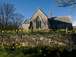 Tyneham Church - Ref: VS1107