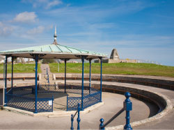 Click to view Bandstand