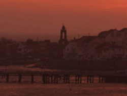 Dawn at Swanage - Ref: VS1163