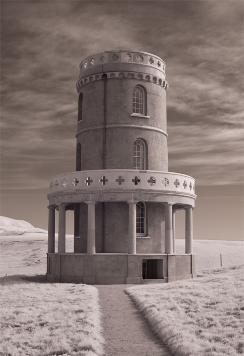 Clavell Tower Infrared