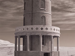 Click to view Clavell Tower Infrared