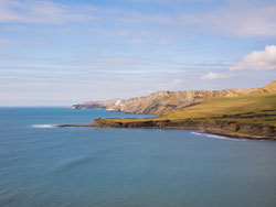 Click to view Kimmeridge Bay and the Jurassic Coastline
