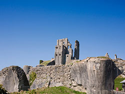 Click to view Corfe Castle