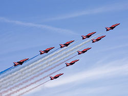 Red Arrows - Ref: VS1227