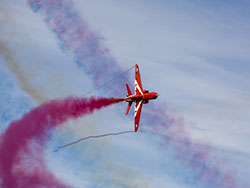 Red Arrows - Ref: VS1232