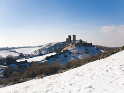 Click to view Castle in the Snow