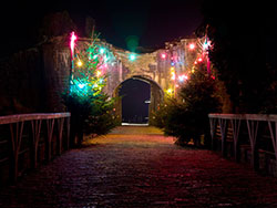 Corfe Christmas Lights - Ref: VS1304