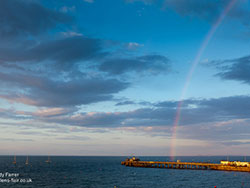 Click to view Pier Rainbow