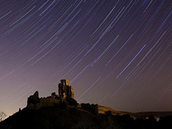 Click to view Castle Star Trails