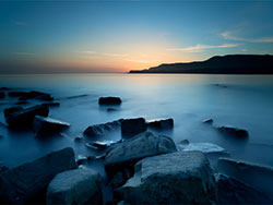 Click to view Kimmeridge Sunset