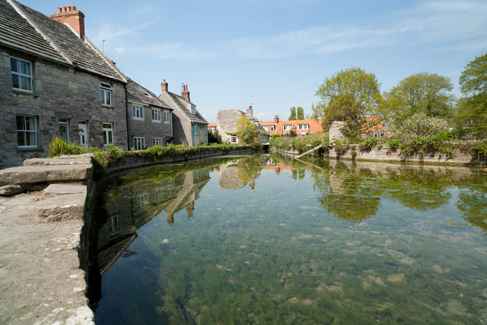 The Millpond and Cottages
